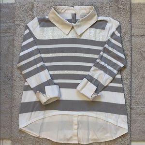 New York and Company light weight sweater